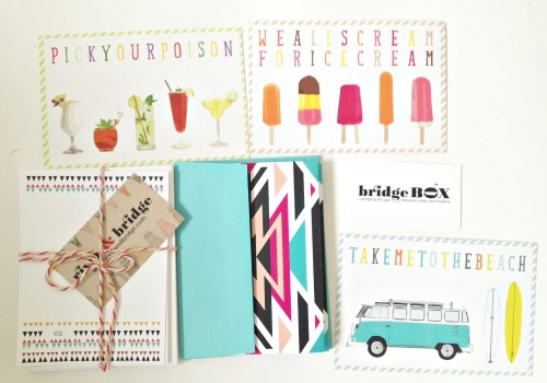 July Bridge Box