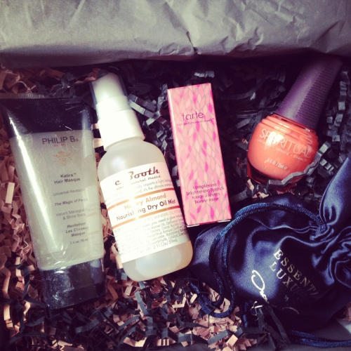 glossybox american beauty june 2013